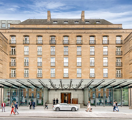 The Berkeley 5 Star Luxury Hotel In Knightsbridge London
