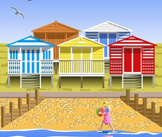 Introducing The Berkeley Beach Huts