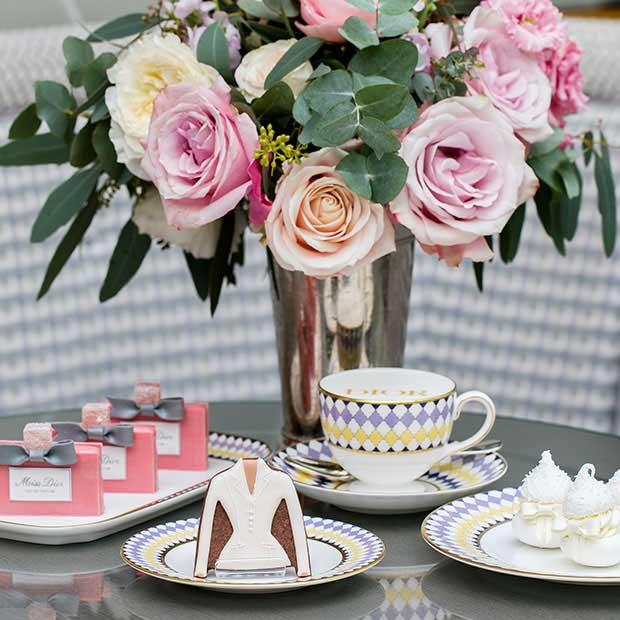 Pret A Portea Afternoon Tea In Knightsbridge The Berkeley