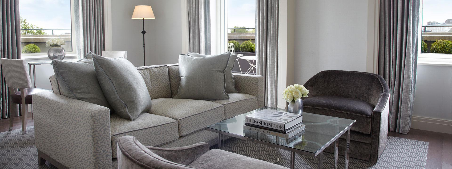 Berkeley Suite Living Room