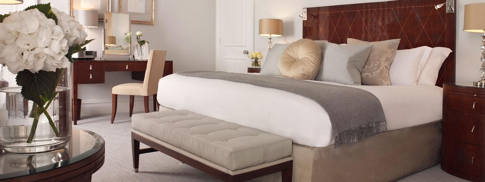 Berkeley Suite Bedroom