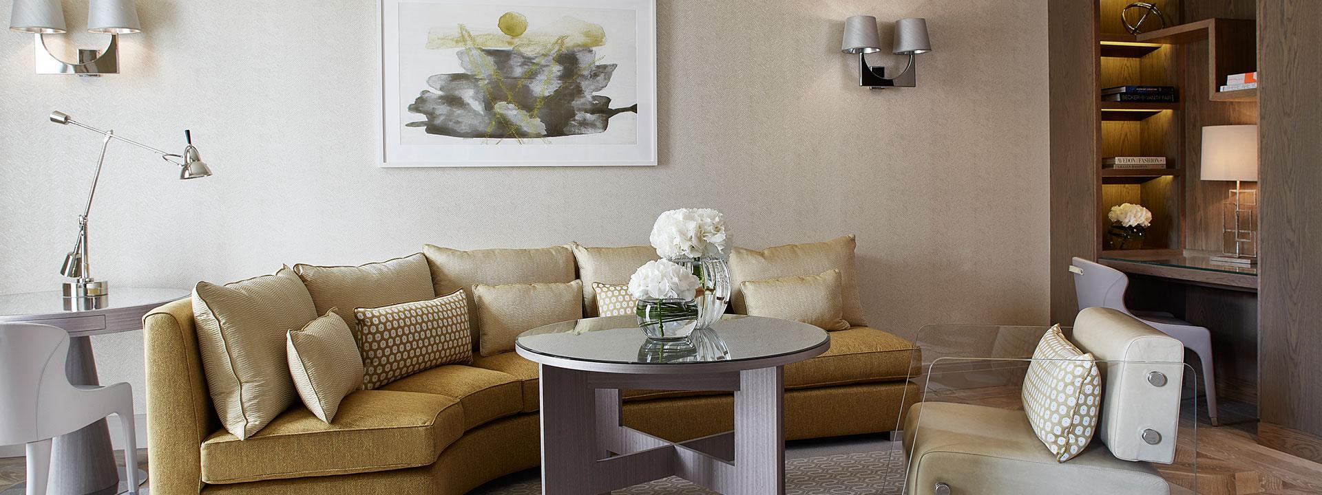 Chelsea Suite Living Room