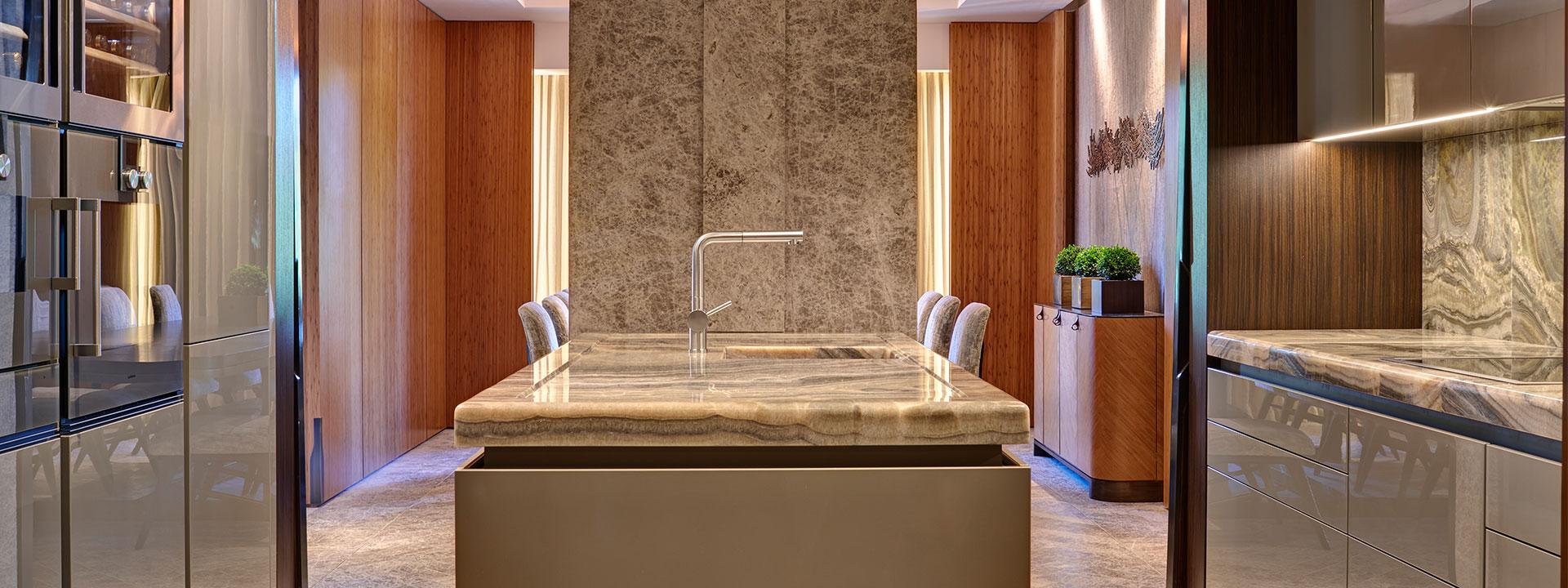 Opus Suite Kitchen
