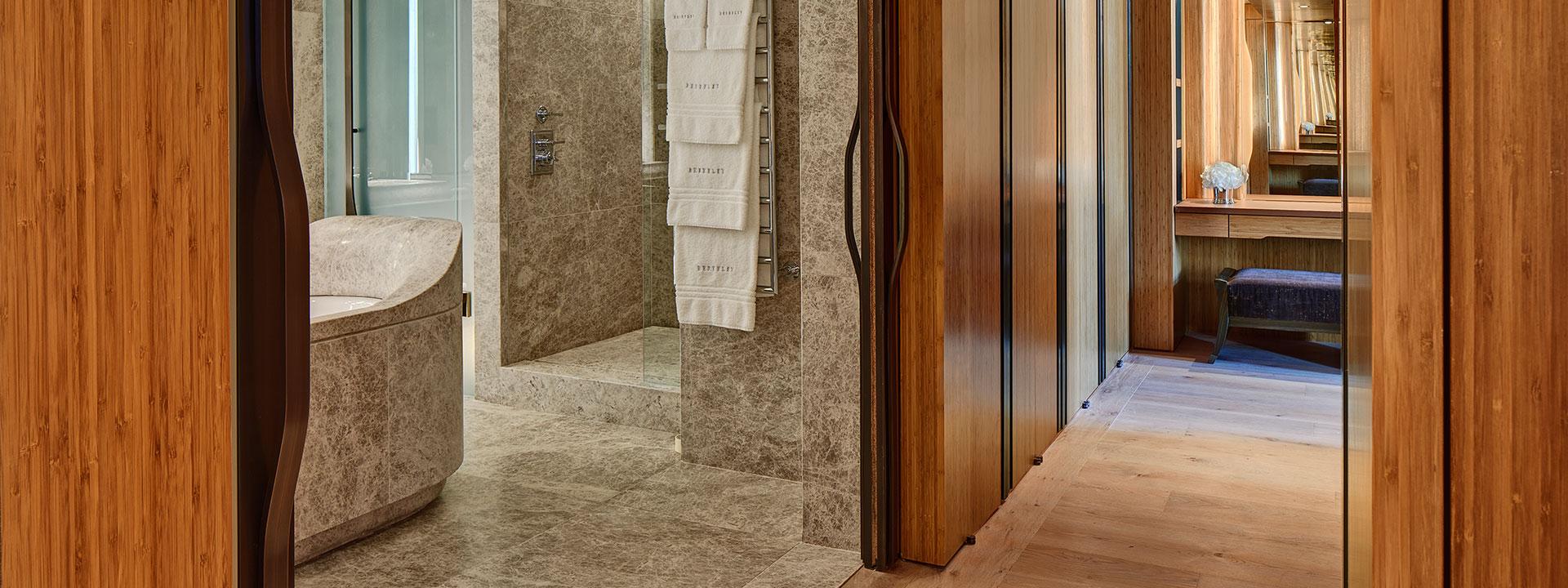 Opus Suite Bathroom