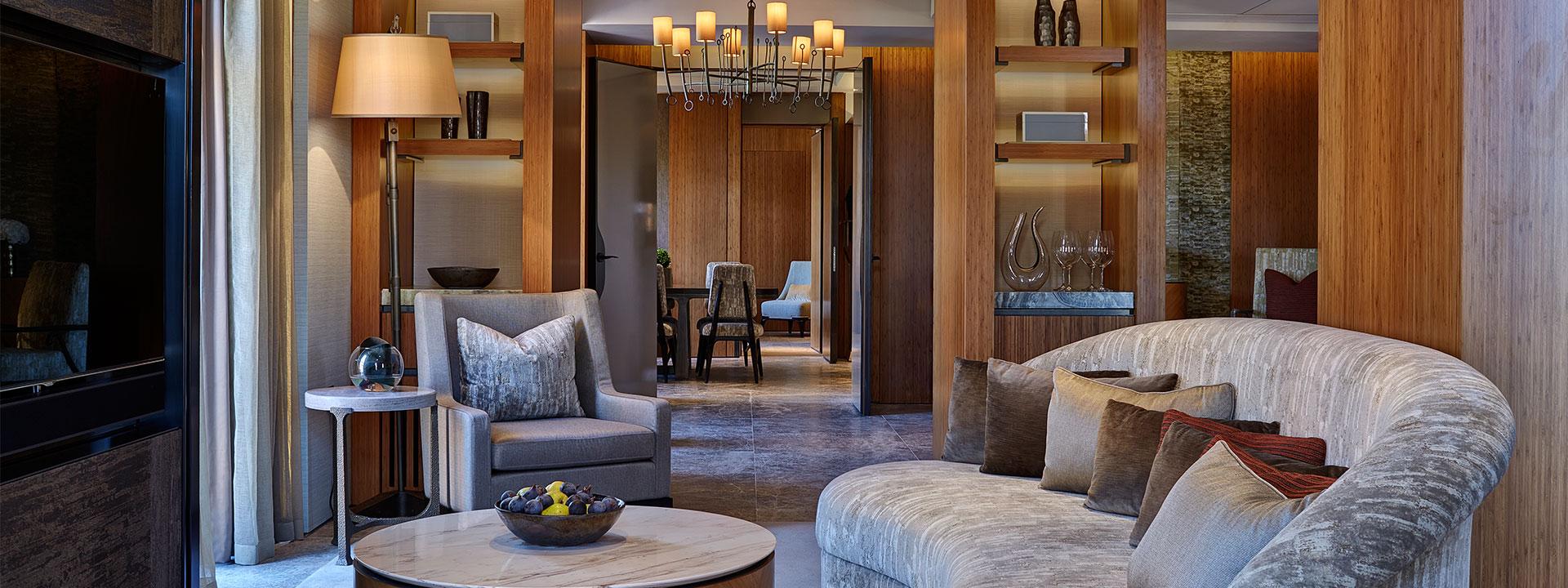 Opus Suite Sitting Room