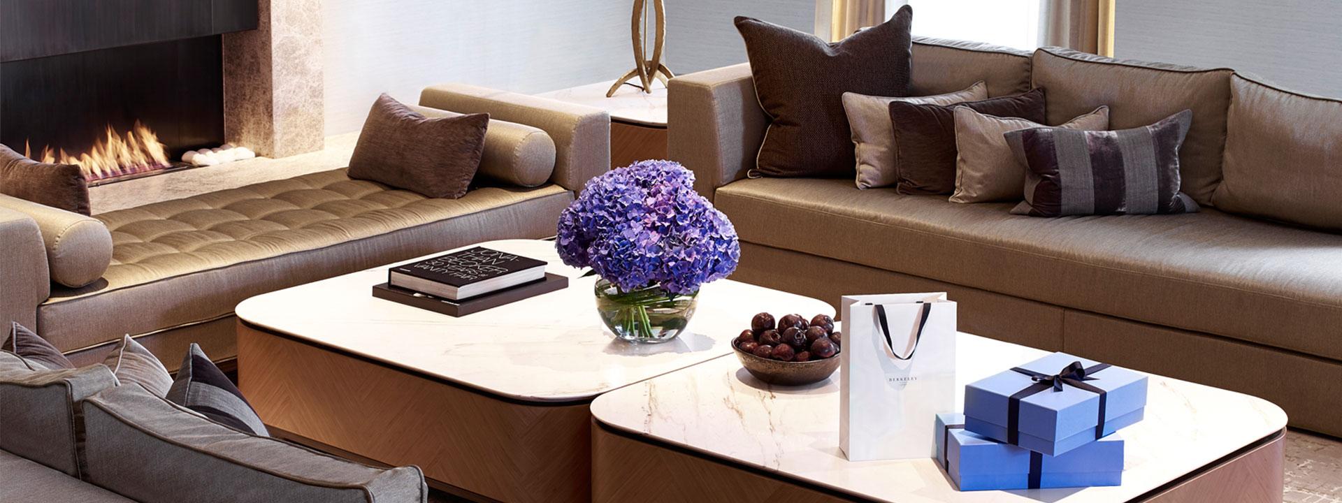 Opus Suite Living Room